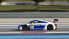 Sainteloc Racing Audi R8 LMS (Y7Photograφ) Tags: christian kelders christopher hasse gregory guilvert sainteloc racing audi r8 lms blancpain endurance sprint gt nikon d3200 castellet httt paul ricard gt3