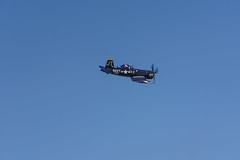 Class of '45 (pdebree) Tags: airshow plane airplane aircraft aeroplane flight fly flying flown flew flies classof45 class 45 corsair f4u4 corsairf4u4 f4 f4u corsairf4 corsairf4uf propellor warbird