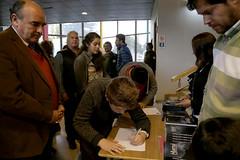 """Lanzamiento del libro """"El Huemul de Aysén"""" (Ministerio de Agricultura - Chile) Tags: """"ministerio de agricultura"""" lanzamiento libro elhuemuldeaysén coyhaique"""