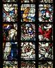 Fenster - Christi Geburt - in der Laurentius Kirche in Warendorf (Heidi St.) Tags: chorfenster fenster glasmalerei kirche kirchenfenster laurentius laurentiuskirche warendorf