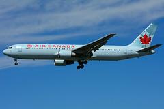 C-FCAF (Air Canada) (Steelhead 2010) Tags: aircanada boeing b767 b767300er yyz creg cfcaf