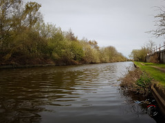 Cycle Days (Davos Pessos) Tags: southall england unitedkingdom watercourse mountainbike canal boat canalboat redstripebeer jamaican nike