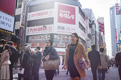 Tokyo Street style (人間觀察) Tags: japan street stranger people candid leica mp leicamp m240p leicam240p m240 city publicspace kansai walking offfinder japanese road travelling trip travel 35mm 人 陌生人 街拍 streetphotography asia 日本 日本人 girls girl konicahexanonuc35f2 f2 konica tokyo 東京