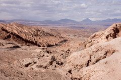 A road through the Atacama Desert (RiserDog) Tags: roadthroughtheatacamadesert atacamadesert sanpedrodeatacama desert chile southamerica