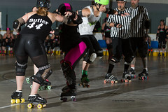 2016-06-04 Whitewood Block Party Game 2_007 (Mike Trottier) Tags: blockparty canada derby miketrottier miketrottierrollerderbyphotography rollerderby saskatchewan straightjackets whitewood can