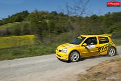 29°Rally del Tartufo 22-23/04/17 (ghigu 74) Tags: 29° rally tartufo race full throttle asti piemonte jump nikon d700 italy defilipp renault clio s1600 provincia granda rc dondarini