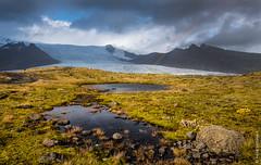 Rainbow in front of Fjallsarlon glacial lagoon - Iceland (Henk Verheyen) Tags: glacier gletscher ijsland iceland lagoon autumn buiten herfst landscape landschap meer nature natuur outdoor outsite fjallsárlón fjallsárlónglacierlagoon regenboog rainbow