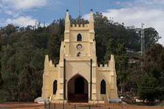 St Stephen's Church, Ooty (JohnMawer) Tags: hill station tamil nadu udhagamandalam ooty india hillstation tamilnadu in church