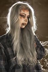 Johanna S (Kjell.holgersson) Tags: nikon photoshoot photography portrait sweden småland d800 girl höglandet kjellholgersson color cold blond blueeyes nässjö nikkor model mua makeup art studiolights