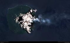 Manam Volcano 2017 03 21
