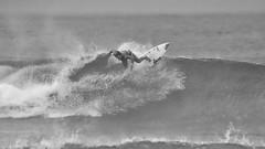 On the charge (geemuses) Tags: blackandwhite girlsmakeyourmovewomen'spro 2017australianopenofsurfing manlybeach nsw surfing surfer sea ocean wave sport actionsport radicalsport sportsaction surfboard tricks manly australia