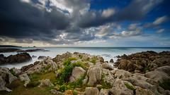 Raw beauty (TanzPanorama) Tags: water spain españa asturias waterscape rockformation rock le tanzpanorama fe1635mmf4zaoss sel1635z variotessartfe1635mmf4zaoss sonya7ii a7ii travel scenic clouds skyline horizon beach landscape sea seascape shoreline seaside raw nature beauty