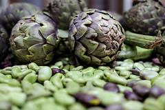 Tête de chat. (Artichaut ) (AnouarDZ) Tags: têtedechat artichaut potager vertdelaon vertditalie feve food green fujifilm xe2