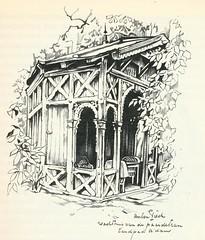 Anton Pieck- Bemin dan Amsterdam, 1948 ill Zandpad wachthuisje tram (janwillemsen) Tags: antonpieck amsterdam bookillustration 19451948