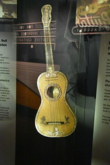 Guitar from the 1800s (Adventurer Dustin Holmes) Tags: 2017 mopop museumofpopculture seattlewa seattlewashington 1800s musicalinstrument guitar stringedinstrument stringedinstruments acoustic old antique handcrafted music historical historic rare reallyold