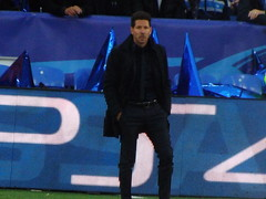 Diego Simeone (lcfcian1) Tags: leicester city atletico madrid lcfc atleti uefa champions league football sport uk england kingpowerstadium king power stadium leicestercity atleticomadrid leicestercitystadium uefachampionsleague championsleague footballmatch diegosimeone 11 18417 quarter final