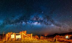 Milky Way @ Mauna Kea Visitor's Center (JUNEAU BISCUITS) Tags: milkyway astronomy astrophotography stars skyscape observatory hawaii maunakeasummit maunakea lava volcano bigisland nikond810 nikon