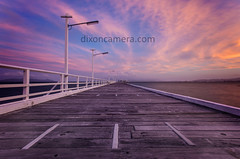 (dixoncamera.com) Tags: canon eos 5d mk3 1740mm wideangle jetty townsville queensland australia sky sunset longexposure