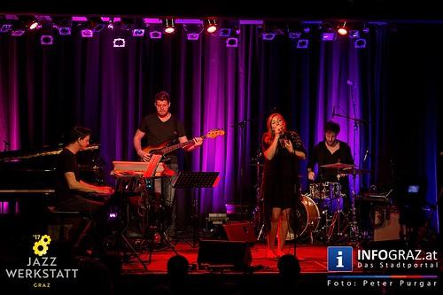 Tag 5 der Jazzwerkstatt Graz am 8.4.2017 im Orpheum