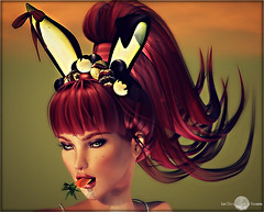 ╰☆╮ 🐰Delicious Easter🐰 ╰☆╮ (MISS V♛ ANDORRA 2016 - MISSVLA♛ ARGENTINA 2016) Tags: jumofashion cnz bento dselles irrisistible fabia portrait poses posemaker photographer photography pileup blog blogger blogging beauty bloggers virtual avatar avatars artistic art appliers easter funny bunny roxaanefyanucci lesclairsdelunedesecondlife lesclairsdelunederoxaane secondlife sl slfashionblogger shopping gift girl designers fashion flickr france firestorm fashiontrend fashionista female fashionable fashionindustry fashionstyle hairs mesh models topmodel headmesh hairstyle headpiece euphoric
