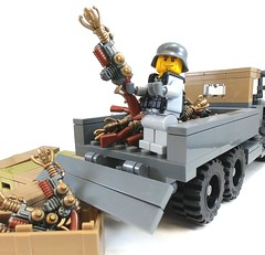 DG-2BA Shipping to Brickmania! (BrickArms) Tags: dg2ba brickarms wunderwaffe