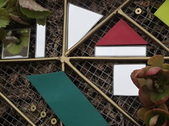 BIONIC GEOMETRICAL GAME - BIONIC PAINTING (Honevo) Tags: bionic cuadrobionico design toys geometrical game interactive art