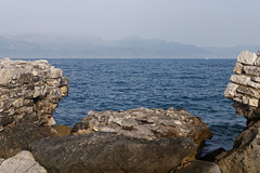 Sea View (tomymagl1) Tags: outdoor rock rockformation landscape cliff
