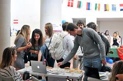 Global Village 2017 at ISCTE-IUL_0099 (ISCTE - Instituto Universitário de Lisboa) Tags: 2017 20170409 globalvillage globalvillage2017 iscteiul iro fotografiadehugoalexandrecruz