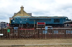 45041 ff NVR Wansford 131016 D Wetherall (MrDeltic15) Tags: class45 45041 allelys heavyhaulage nenevalleyrailway wansford nvr