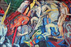 (Kunst am Bau / DDR) Tags: schwedt schwedtoder schwedtanderoder uckermark ddrkunst ddrrelikt ddr gdrart gdr gdrremain kunstambau kunst kunstinderddr kunstimraum kunstderddr ostdeutschland ostalgie ostmoderne ostmodern ©martinmaleschka landbrandenburg