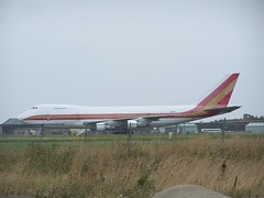 S2-ADT (IndiaEcho Photography) Tags: s2adt boeing 747200 air bangladesh egmh mse manston international airport kent airfield ramsgate england airliner aviation aircraft aeroplane