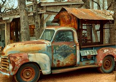 Magnolia Pearl (billrock54) Tags: roadside pearl angels texas rust old truck chevy vacation lines artistbillrockwell abandon beautiful exhibition beer prints photosbybillrockwell tranquillity twilight theweatheredroad masterpeice voices jazzman exile trump beautybeast
