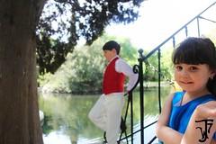 Reportaje de comunión (Furanu) Tags: sobrinos madrid elcapricho parque capricho palacete jardín niño familia comunión recordatorio book