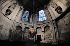 DSCF4566 (Enrique G Romero) Tags: paris fujitx1 samyang8mm interior iglesia eglise saintsulpice church san sulpicio