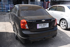 Chevrolet Optra 1.6 LS (D70) Tags: first generation j200 2002–2009 lacetti developed based predecessor nubira under daewoo before acquired gm fourdoor sedan designed pininfarina rayong thailand