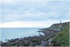 Bij Cap Gris-nez (HP025361) (Hetwie) Tags: capblancnez opaalkust sea kust coast cotedopale capgrisnez cap frankrijk strand france zee audinghen hautsdefrance fr