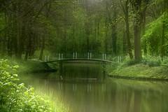 Bruggetje (Omroep Zeeland) Tags: terhooge kasteel park middelburg brug bruggetje dubbelebelichting