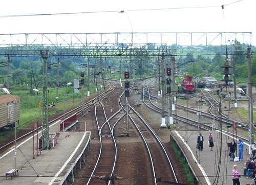 Iksha station 2005