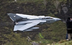 LOW LEVEL (Dafydd RJ Phillips) Tags: za369 tornado gr4 marham raf swept loop mach