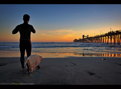 """""""We're all equal before a wave."""" - Laird Hamilton (Sam Antonio Photography) Tags: outdoor oceanside pier sandiego surf surfing surfer ocean california water pacific beach sunset vacation sea sand clouds summer blue sky surfboard wave shore beautiful sun travel orange nature landscape holiday sport coastline waves man recreation background silhouette marine lifestyle peaceful scenic tranquility landmark young seaside male colorful seascape samantoniophotography"""