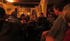 Gus O'Connoer's  Doolin (bobglennan) Tags: gusoconnors ireland doolin countyclare traditionalirishmusic canonsx710 musicians pub oldworld tradition moody energy lighting emotion passion
