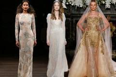 تألقي يوم زفافك باختيار الفستان بلمسة الميتاليك الراقية لموسم ربيع 2017 (Arab.Lady) Tags: تألقي يوم زفافك باختيار الفستان بلمسة الميتاليك الراقية لموسم ربيع 2017