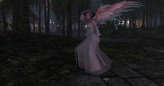 Dancing at The 'Perch (MaryHerself) Tags: second life relayforlife american cancer societyfantasy fairefantasy faire 2017secondliferegionravens perchsecondlifeparcelravens perch sponsored by rivendalesecondlifex118secondlifey178secondlifez51