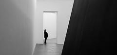 La Guardia (Panda1339) Tags: 28mm leicaq minimalism summiluxq monochrome shapes geometry abstract architecture gagosian gallery blackandwhite uk london