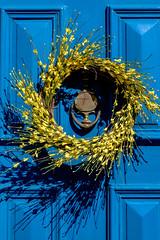 Cambridge (chryssiesgreece) Tags: blue cambridge chryssiesgreececom door stonestr
