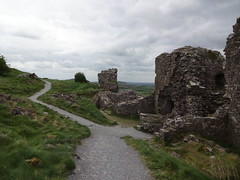 DSC01405 (lusciousblopster) Tags: dunamase castle ruin laois ireland historic heritage medieval rock outcrop viking strongbow castles fortress view beauty stone country historical