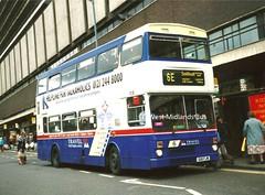 3118 (YW) G118 FJW (WMT2944) Tags: 3118 g118 fjw mcw metrobus mk2a wmpte west midlands travel