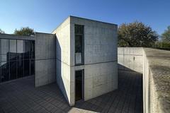 Vitra Conference Center (Wojtek Gurak) Tags: vitra conference center weilamrhein tadaoando ando germany architecture concrete