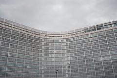 (.Kaisu.) Tags: brussels berlaymontbuilding europeancommission asahipentaxspotmatic asahipentaxspotmaticspii agfa agfavista200 canona1 canon
