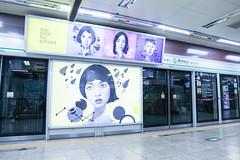 (Carl_W) Tags: travel canon eos metro korea lightbox metrostation mtr canoneos550d eos550d